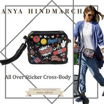 Anya Hindmarch Casual Style Unisex Bag in Bag 2WAY Plain