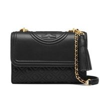 Tory Burch Tory Burch FLEMING 2WAY Leather Elegant Style Shoulder Bags