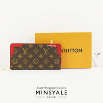 Louis Vuitton ZIPPY WALLET ZIPPY WALLET RETIRO [London department store new item]