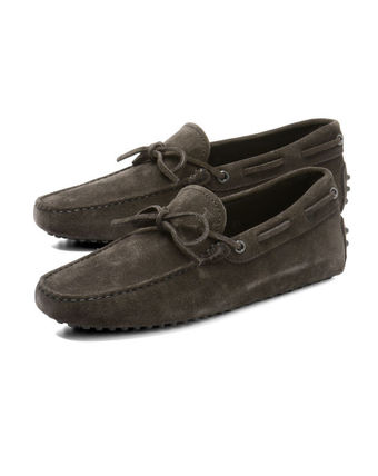 TODS Driving shoes Brown GOMMINI Gommy 2