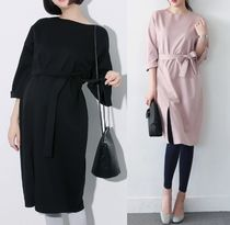 Korea from maternity loose fit dress all