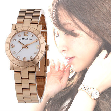 Watches MBM 3078 pink gold
