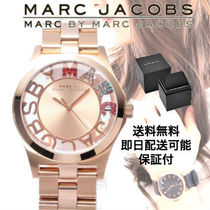 Marc by Marc Jacobs Metal Round Quartz Watches Analog Watches