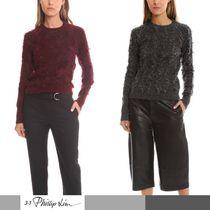 3.1 Phillip Lim Short Long Sleeves Cropped