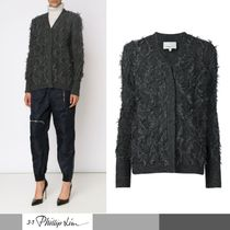 3.1 Phillip Lim Short Wool Long Sleeves Cropped