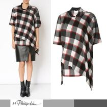 3.1 Phillip Lim Other Check Patterns Wool Shirts & Blouses