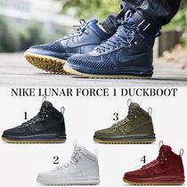 Nike LUNAR Street Style Boots