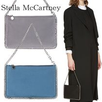 Stella McCartney FALABELLA Chain Clutches