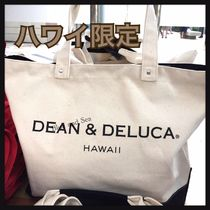 DEAN&DELUCA Casual Style Collaboration Shoppers