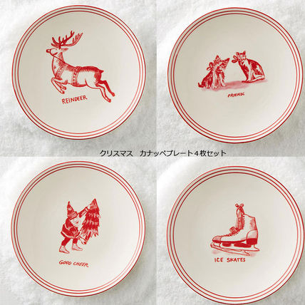 Anthropologie Special Edition Plates
