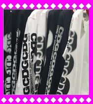 COMME des GARCONS Unisex Long Sleeves Cotton Logos on the Sleeves