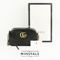 GUCCI GG Marmont GG Marmont matelassé small[London department store new item]