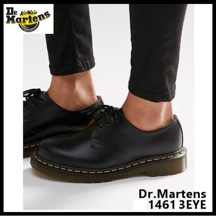 Dr Martens Oxfords Street Style Leather Oxfords