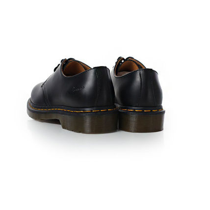 Dr Martens Oxfords Street Style Leather Oxfords 6
