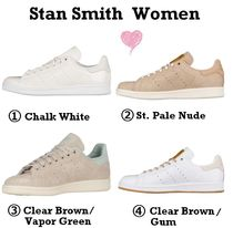 adidas STAN SMITH Casual Style Leather Low-Top Sneakers