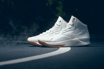 UNDER ARMOUR CURRY Street Style Plain Leather Sneakers