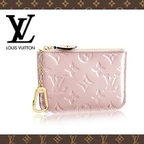 Louis Vuitton MONOGRAM VERNIS Monogram Chain Leather Pouches & Cosmetic Bags