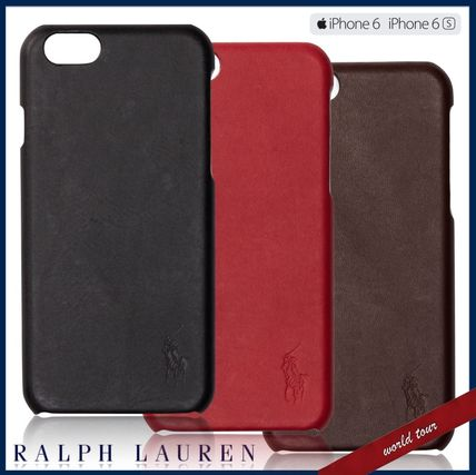 Ralph Leather iphone 6 6S Case