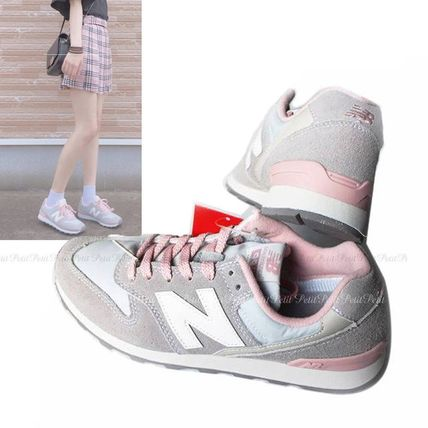 separation shoes a94a1 4f939 New Balance 996 2017 Cruise New Balance:WR996 UGB/Sneakers CUTE Gray&Pink