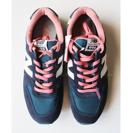 New Balance 996 New Balance:WR996 UBLSneakers cute! Pink BLUEBERRY