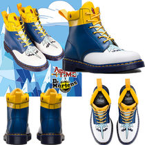Dr Martens Collaboration Leather Boots Boots