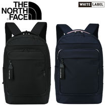 THE NORTH FACE Unisex Nylon Plain Backpacks