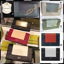 CELINE Leather Coin Purses