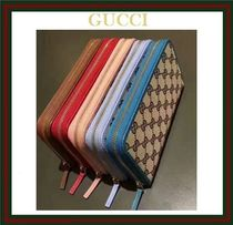 GUCCI Cambus Long Wallets
