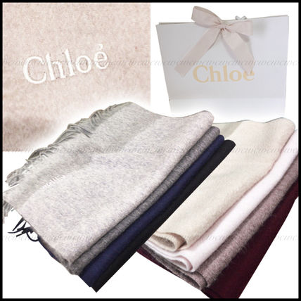 Cashmere simple skin for gifts scarf