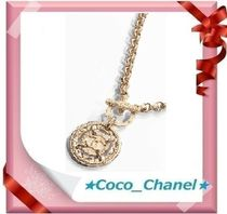 CHANEL Elegant Style Necklaces & Pendants