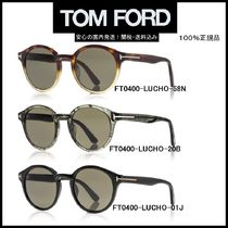 TOM FORD Round Sunglasses