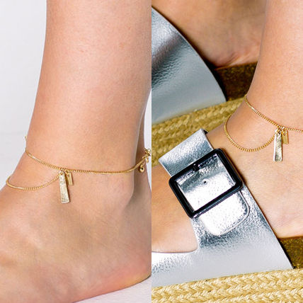 Casual Style Street Style Anklets