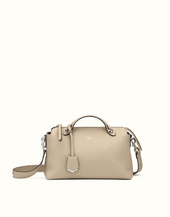 2 WAY Bag Small size Beige