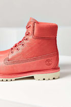 Timberland Platform Plain Toe Mountain Boots Casual Style Street Style