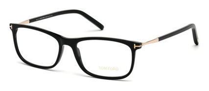 TOM FORD Street Style Square Optical Eyewear