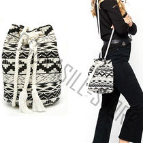 ASOS Casual Style Canvas Street Style Purses Shoulder Bags