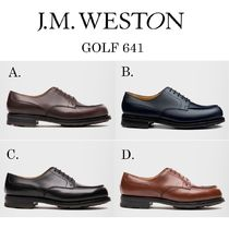 J.M.WESTON GOLF 641 Oxfords