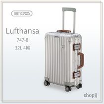 RIMOWA TOPAS Collaboration 1-3 Days Hard Type Luggage & Travel Bags
