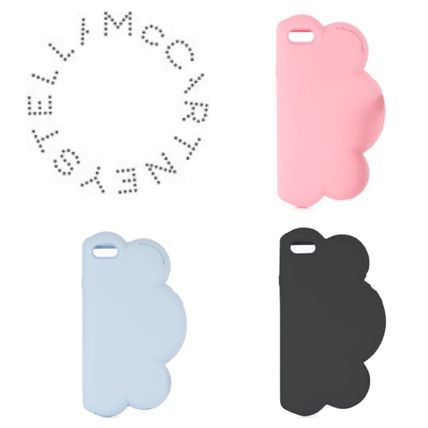 Stella McCartney Plain Silicon Smart Phone Cases