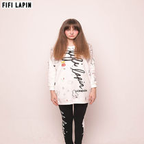 FIFI LAPIN Casual Style Cotton Dresses