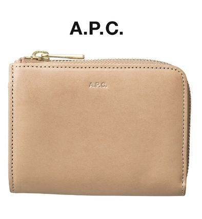 France issued A. P. C. Julian coin case mini wallet
