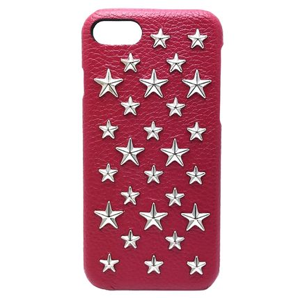 Star Studded Leather iPhone 8 iPhone 8 Plus