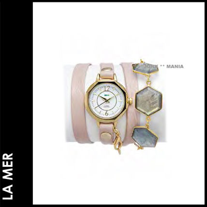 Leather Quartz Watches Elegant Style Accessories