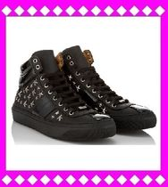 Jimmy Choo Studded Sneakers