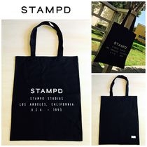 Stampd' LA Street Style Totes