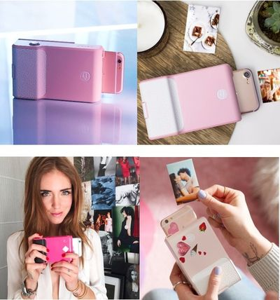 The moment forever. PRYNT UO iPHONE case photo printer