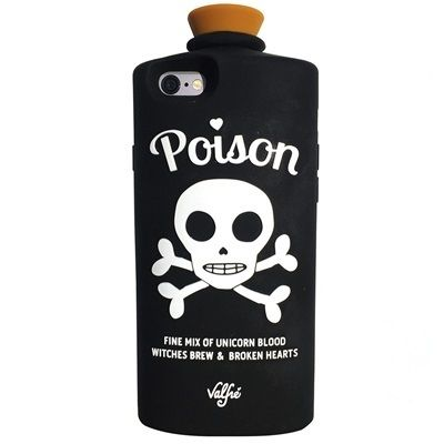 Skull Street Style Silicon Smart Phone Cases