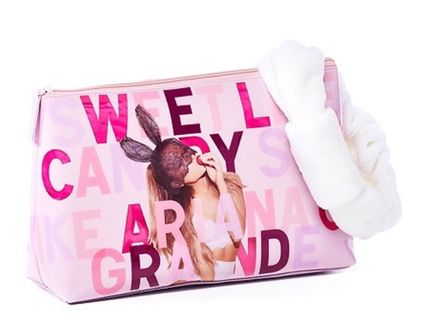 a3dd9d06de5f45 ... Ariana Grande Pouches & Cosmetic Bags Collaboration Pouches & Cosmetic  ...