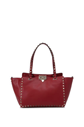 Rock studded Small tote LW2B0037