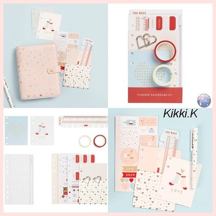 Cute Kikki.K Handbook arrangement /Met you dash board Kit M